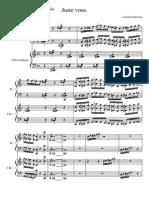 2340851-Juste Vous - Duo Per Pianoforte e Clavicembalo.