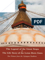 [Padmasambhava] Legend of the Great Stupa