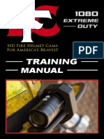 FDC 1080 Extreme Duty - Fire Helmet Cam