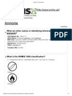 Ammonia _ OSH Answers