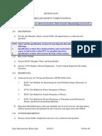 06130 - Fiberglass Density Current Baffles - MST