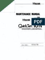 MazakQT10N1986MaintenanceManual_QT10N