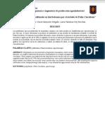Informe 1 Bioquímica