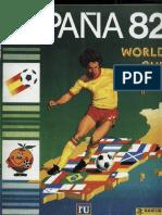 Panini World Cup 1982
