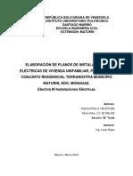 PDF Proyecto de Electricidad