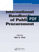 international handbook of Public Procurement.pdf