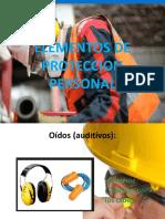 Elementos de Proteccion Personal Auditivos