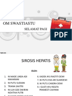 SIROSIS HEPATIS PPT