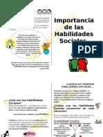 15.- Habilidades Sociales DIP