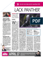 """Black Panther"" movie review"
