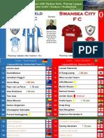 Premier League 180310 round 30 Huddersfield - Swansea 0-0