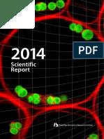 2014 IIB Sant Pau Cientific Report