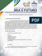 MANUAL BÁSICO PARA ELABORAÇÃO DE ARTIGO CIENTÍFICO  UFRGS