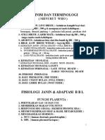 Kuliah Perinatologi Sm v 11-2006