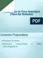 Fundamentos de Física Radiológica (Física Das Radiações