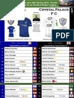 Premier League 180310 round 30 Chelsea - Crystal Palace 2-1