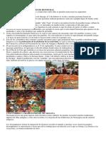 Costumbres y Tradiciones de Honduras