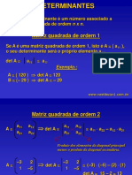 determinantes_sistemas_lineares.pps