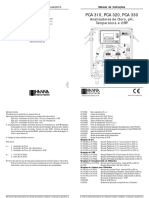 PCA310 PCA320 PCA330