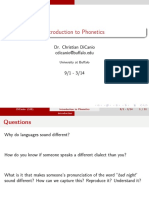 Lect Intro Phonetics
