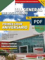 Revista Hospital General de Boca del Río No. 01