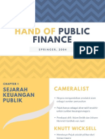 Handbook of Public Finance (Springer)