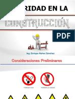 Seguridad Construccion Cbba 2014