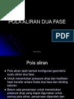 Pert 2_Aliran 2 Fase_Pola Aliran