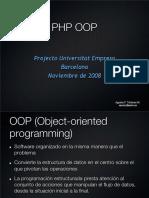 SLIDE Php_oop - Agustincl