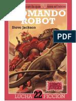 Comando Robot - Traducido Por Riojano2002