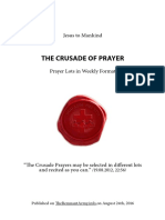 Crusade of Prayers