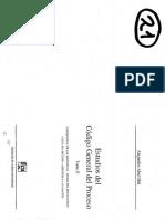 ABAL Estudios Del Código General Del Proceso Tomo II