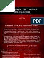 CUR518 W6 Organization Diversity Planning Assignment - TEAM a - VERSION 10