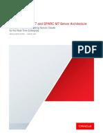 Sparc t7 m7 Server Architecture