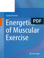 Ferretti, Guido (2015) - Energetics of Muscular Exercise
