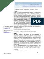 Dialnet-DesafiosDeLaEducacionEnLaSociedadActual-4156179.pdf