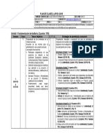 Plan de Clase Auditoria Informatica Lapso I-2018