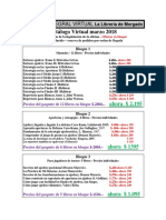 Catalogo Virtual Web - Marzo 2018