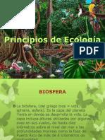 Principio s de Ecología