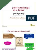 lametrologiaylacalidad-090304012316-phpapp01