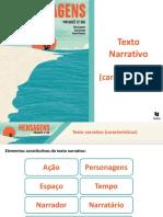 Texto Narrativo (Características) (1)