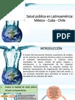 Salud Pública en Latinoamérica Power