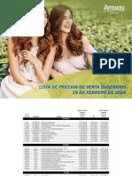 ListadePrecios_Febrero19Cliente