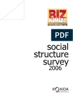 Social structure survey 2006; KONDA Research