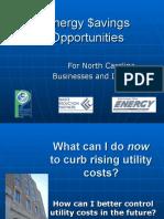 Energy Workshop Presentation