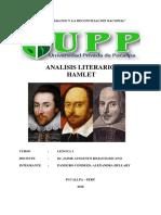 Analisis de Hamlet