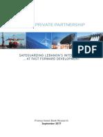 Public Private Partnership Booklet - En