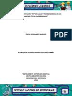 Evidencia 4 Presentacion de Los Valores Eticos Empresariales