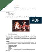 Clasificacion de Las Danzas Trabajo de Arte