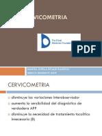 Cervicometria SANDRA